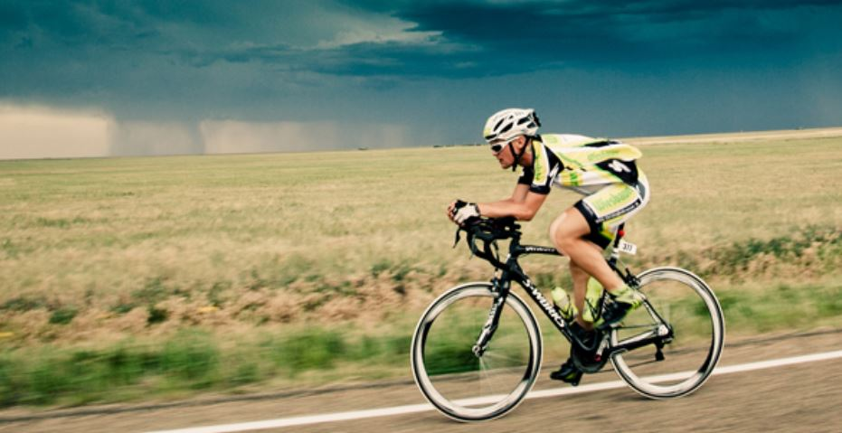 uzun bisiklet sürüşlerinden sonra