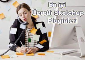 Sketchup Pluginleri