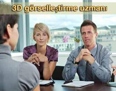 3D Görselleştirme
