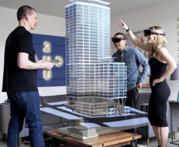 inşaat sektöründe sanal gerçeklik