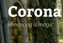 corona render