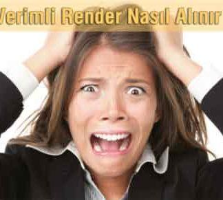 render-nasil-alinir