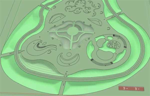 Sketchup-Profesyonel-Peyzaj-Modelleme-Eğitim-Seti