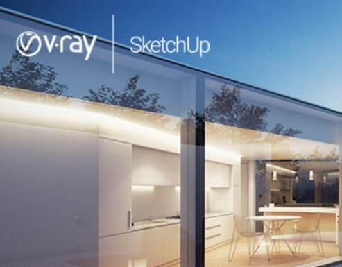 Sketchup Vray 3.60.02