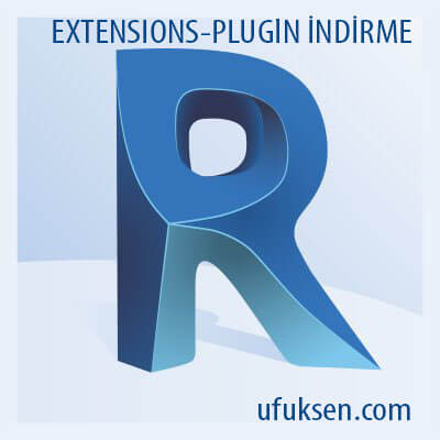 revit - Revit Plugin Extensions İndirme