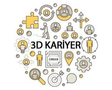 3D Modelleme de Kariyer Nasıl olmalı ? Nelere dikkat edilmeli