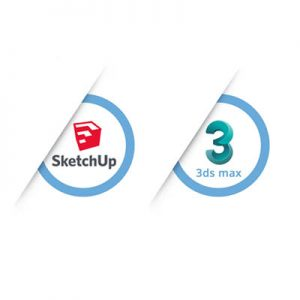 3ds Max ve Sketchup