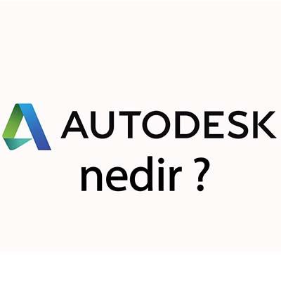 autodesk-nedir