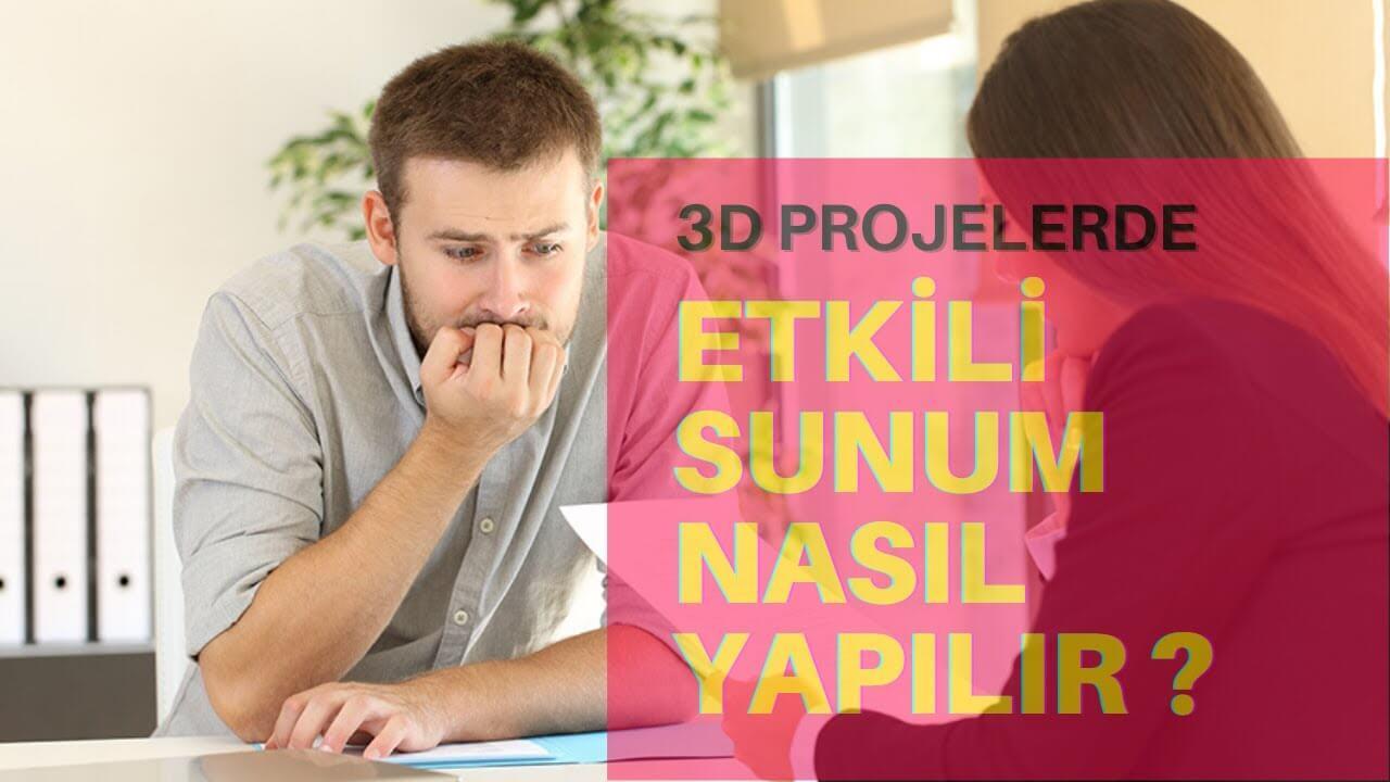 3d proje
