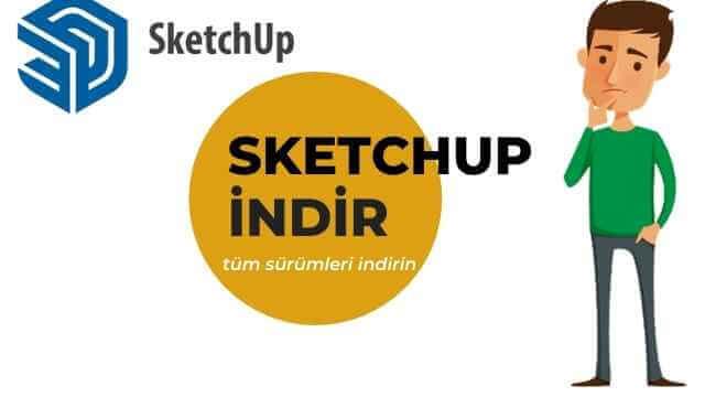 sketchup indir